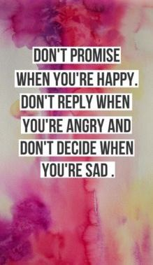 dont when