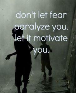 dont let fear